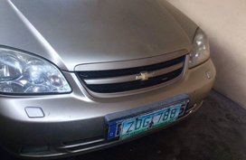 Selling 2nd Hand Chevrolet Optra 2006 in Parañaque
