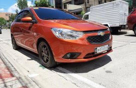 Chevrolet Sail 2017 Automatic Gasoline for sale in Quezon City