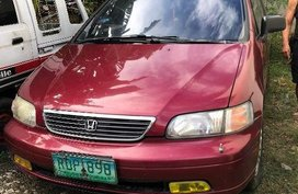 Honda Odyssey 1995 Automatic Gasoline for sale in Dasmariñas