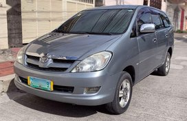 Selling 2nd Hand Toyota Innova 2007 in Quezon City
