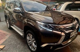 Selling 2nd Hand Mitsubishi Montero Sport 2016 in Quezon City