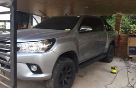 2nd Hand Toyota Hilux 2016 Automatic Diesel for sale in Imus