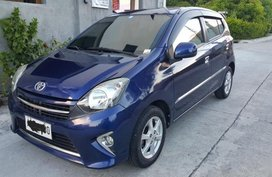 2nd Hand Toyota Wigo 2015 for sale in General Trias