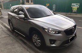 Selling 2nd Hand Mazda Cx-5 2015 in Makati
