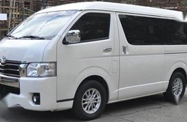 2nd Hand Toyota Grandia 2016 Automatic Diesel for sale in Manila