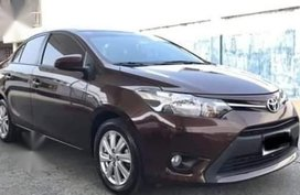 2nd Hand Toyota Vios 2015 for sale in Las Piñas