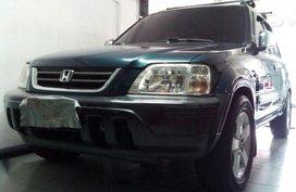 Selling Honda Cr-V 1998 Automatic Gasoline in Manila