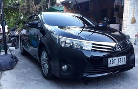 Toyota Altis 2015 Automatic Gasoline for sale in Parañaque