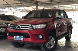Selling Toyota Hilux 2016 Automatic Diesel in San Mateo