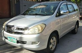 Selling 2nd Hand Toyota Innova 2007 at 100000 km in Caloocan