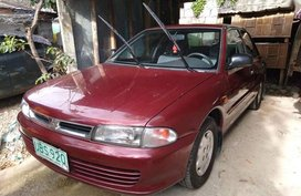 Mitsubishi Lancer 1995 Automatic Gasoline for sale in Quezon City