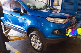 Selling Ford Ecosport 2014 Automatic Gasoline in Quezon City