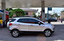 Sell Silver 2015 Ford Ecosport in Manila