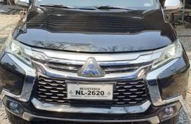 Selling 2nd Hand Mitsubishi Montero Sport 2017 Manual Diesel at 34000 km in Quezon City