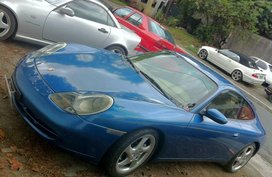 Sell Blue 2001 Porsche 911 Manual in Gasoline at 37000 km in Pasig