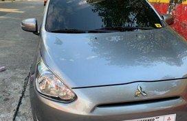 Selling 2015 Mitsubishi Mirage Hatchback for sale in Valenzuela