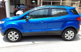 2nd Hand Ford Ecosport 2014 Manual Gasoline for sale in Olongapo