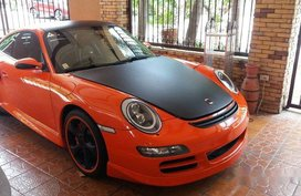 Selling Orange Porsche 911 2005 Automatic Gasoline at 39000 km in Muntinlupa