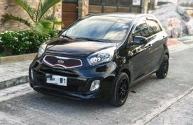 2nd Hand Kia Picanto 2015 Manual Gasoline for sale in Imus