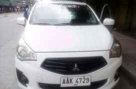 Selling 2nd Hand Mitsubishi Mirage G4 2018 in Quezon City