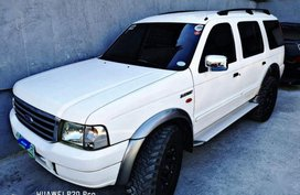 Ford Everest 2006 Manual Diesel for sale in Taguig