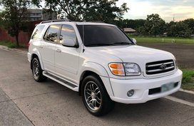2nd Hand Toyota Sequoia 2004 for sale in Quezon City