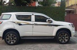 Selling Chevrolet Trailblazer Automatic Diesel in Manila