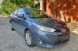 2nd Hand Toyota Vios 2019 Automatic Gasoline for sale in Quezon City