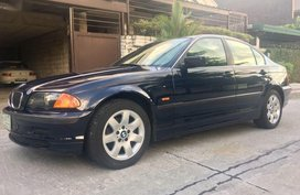 2nd Hand Bmw 316i 2000 Sedan at Manual Gasoline for sale in Quezon City