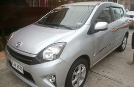 Sell 2nd Hand 2015 Toyota Wigo Automatic Gasoline at 26029 km in Las Piñas