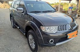2nd Hand Mitsubishi Montero Sport 2011 Automatic Diesel for sale in Aliaga