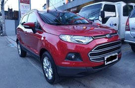 2nd Hand Ford Ecosport 2015 Automatic Gasoline for sale in Quezon City