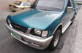 Sell 2nd Hand 1998 Isuzu Fuego Manual Diesel at 110000 km in Quezon City