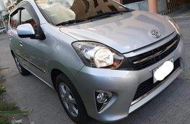 Selling Toyota Wigo 2015 Automatic Gasoline in Las Piñas
