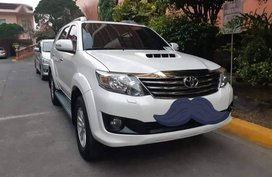 Selling 2nd Hand Toyota Fortuner 2013 in Cebu City