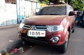 Selling Mitsubishi Montero 2014 Manual Diesel in Cebu City