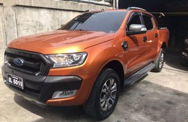 Sell 2nd Hand 2016 Ford Ranger at 40000 km in Pasig