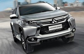 Brand New Mitsubishi Montero Sport 2019 for sale in Marilao