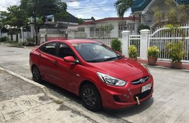 Selling 2nd Hand Hyundai Accent 2017 at 20000 km in Quezon City