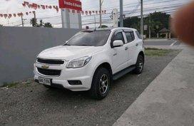 Selling Chevrolet Trailblazer 2014 Automatic Diesel in General Santos