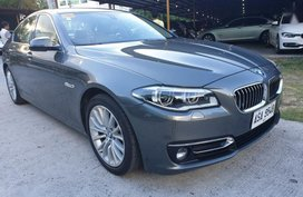 2nd Hand Bmw 520D 2015 Automatic Diesel for sale in Pasig