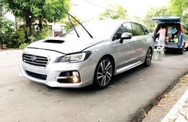 2nd Hand Subaru Levorg 2016 Automatic Gasoline for sale in Taguig