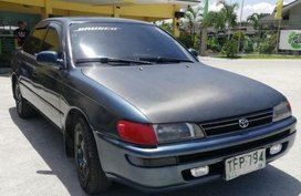 Selling Toyota Corolla Manual Gasoline in Meycauayan