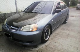 Sell 2nd Hand 2003 Honda Civic at 100000 km in Quezon City