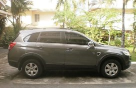 Selling Chevrolet Captiva 2008 Automatic Diesel in Quezon City