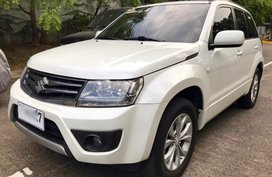 2nd Hand Suzuki Grand Vitara 2016 at 20000 km for sale