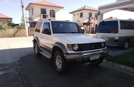 Mitsubishi Pajero 1992 Automatic Diesel for sale in San Fernando