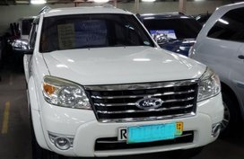 Selling 2nd Hand Ford Everest 2011 in Bocaue