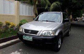 Honda Cr-V 1999 Automatic Gasoline for sale in Quezon City