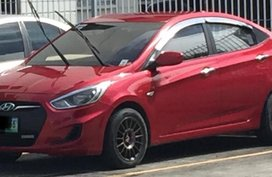 2nd Hand Hyundai Accent 2012 Sedan at 60400 km for sale in Calamba